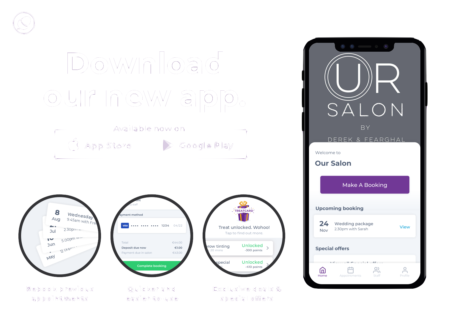 Our Salon App Download